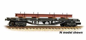 30T Bogie Bolster GWR Grey [WL]