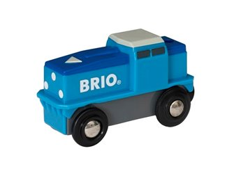 BRIO WORLD - Cargo Battery Engine