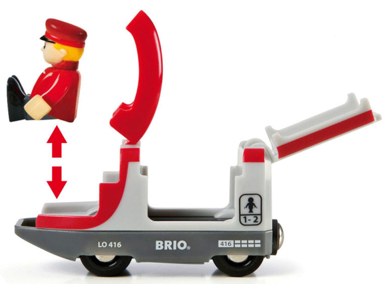 BRIO World - Rail & Road Travel Set