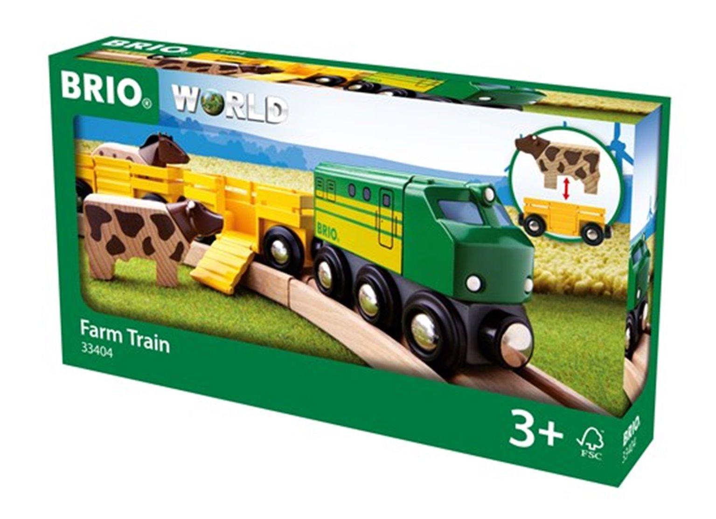 BRIO WORLD - Farm Train