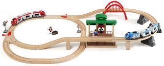 BRIO World - Travel Switching Set