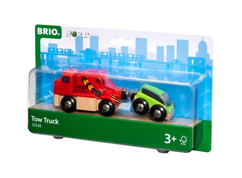 BRIO WORLD - Tow Truck