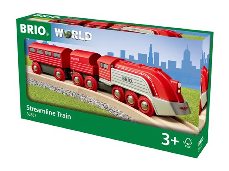BRIO WORLD - Streamline Train