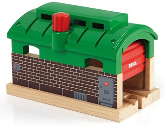 BRIO World - Train Garage