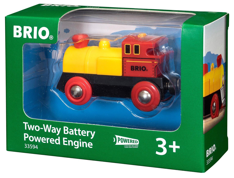 BRIO World - Two Way Battery Powered Engine