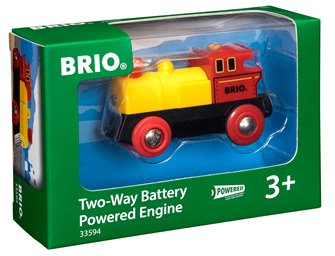 BRIO World - Two Way Battery Powered Engine