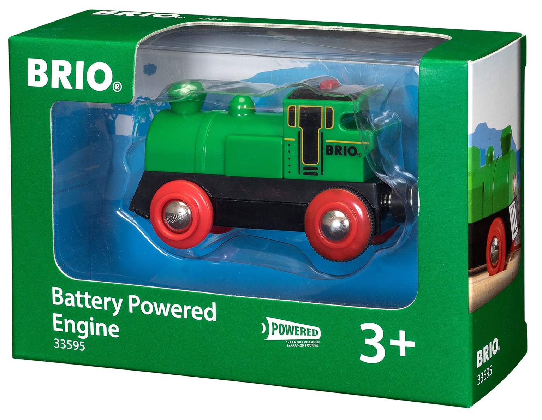BRIO World - Battery Powered Engine