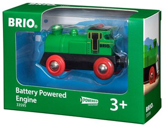 BRIO World - Battery Powered Engine