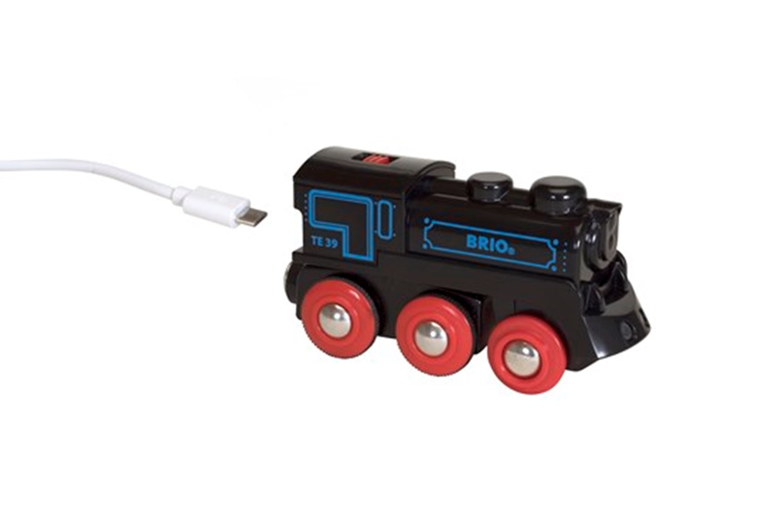 BRIO WORLD - Rechargeable Engine with mini USB cable