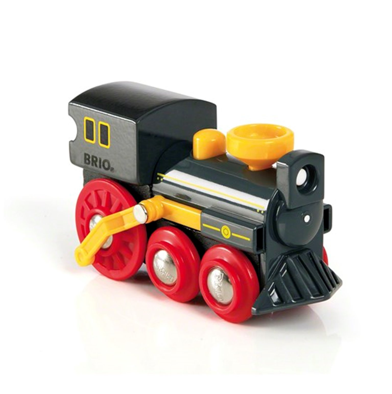 BRIO WORLD - Old Steam Engine