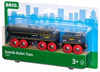 BRIO World - Speedy Bullet Train