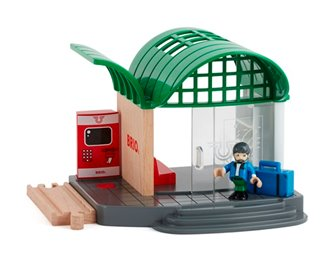 BRIO WORLD - Train Station
