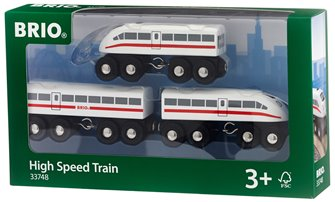 BRIO World - High Speed Train