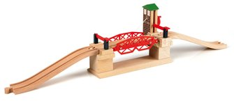 BRIO World - Lifting Bridge