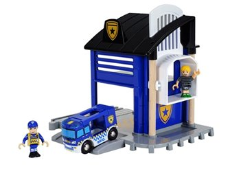 BRIO WORLD - Police Station
