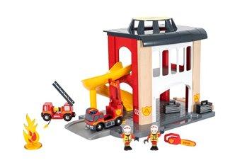 BRIO WORLD - Fire Station