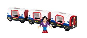 BRIO WORLD - Metro Train