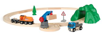 BRIO World - Starter Lift & Load Set A
