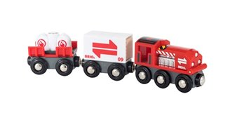 BRIO WORLD - Cargo Train