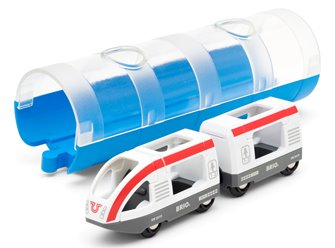 BRIO World - Tunnel & Travel Train