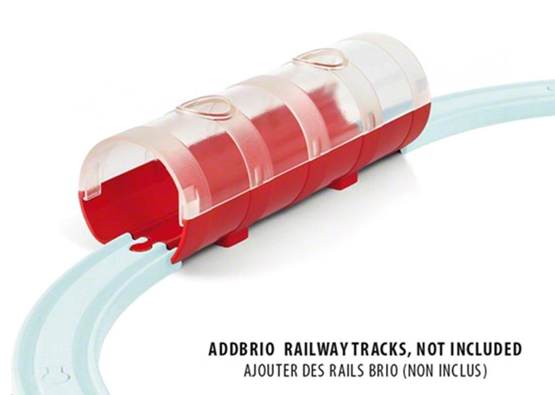 BRIO WORLD - Steam Train & Tunnel