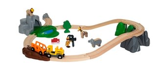 BRIO WORLD - Safari Adventure Set