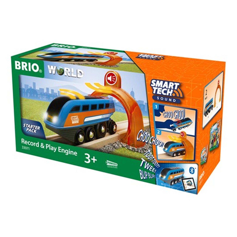 BRIO World Smart Tech Sound Record & Play Engine