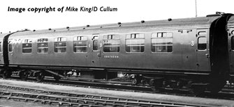 """Bulleid Corridor Composite (10"""" Vents) in Southern Railway Malachite Green(Price is estimated - we will notify you if price rises and offer option to cancel)"""
