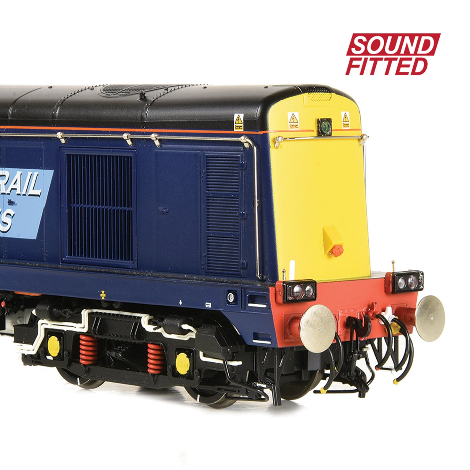 Class 20/3 20312 DRS Compass (Original) Locomotive (DCC Sound)