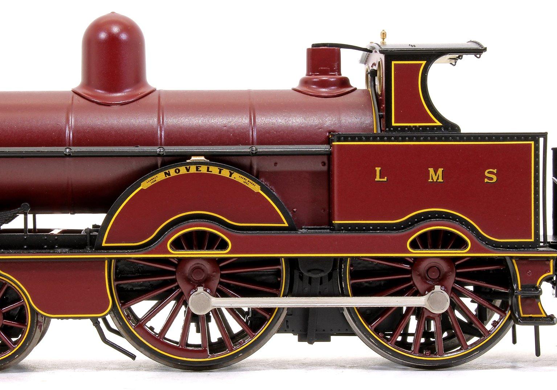 LNWR Improved Precedent Class 'Novelty' LMS Crimson Lake 2-4-0 Steam Locomotive No.5036