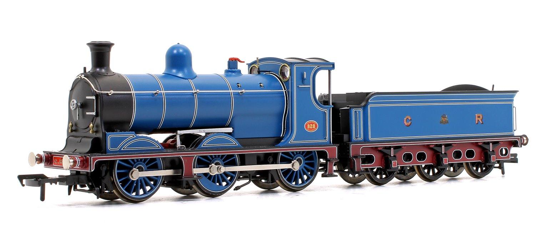 Caledonian Railway Blue McIntosh 812 Class 0-6-0 Steam Locomotive No.828 (As Built)