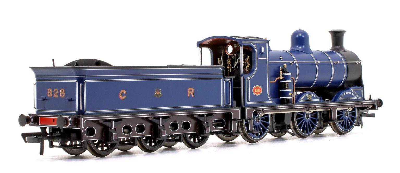 Caledonian Railway Blue McIntosh 812 Class 0-6-0 Steam Locomotive No.828 (As Preserved)