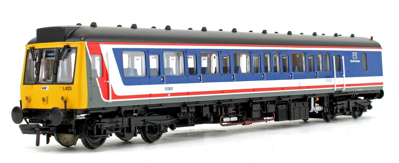 Class 117 BR Network Southeast 3 Car DMU