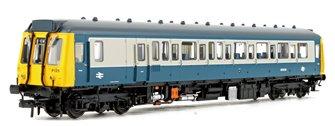 """Class 121 """"Bubble Car"""" Single Car Unit BR Blue & Grey No.W55025"""