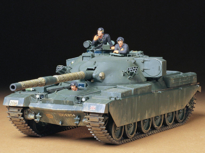 1:35 Military Miniature Series no.68 British Chieftain Mk.5 Tank