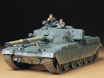 1:35 Military Miniature Series no.68 British Chieftain Mk.5 Tank