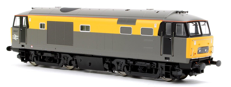 Class 35 Hymek 'Williton' 35017 BR Dutch Grey/Yellow Locomotive (DTG post-preservation repaint) Locomotive