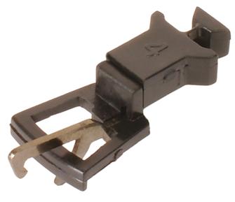 Mk2 Couplings Nem Shaft (Cranked) with Pocket (x10)