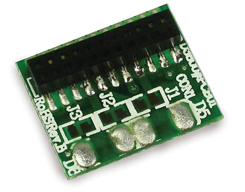 21 Pin Decoder Blanking Plate (x10)