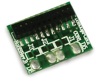 21 Pin Decoder Blanking Plate (x10)