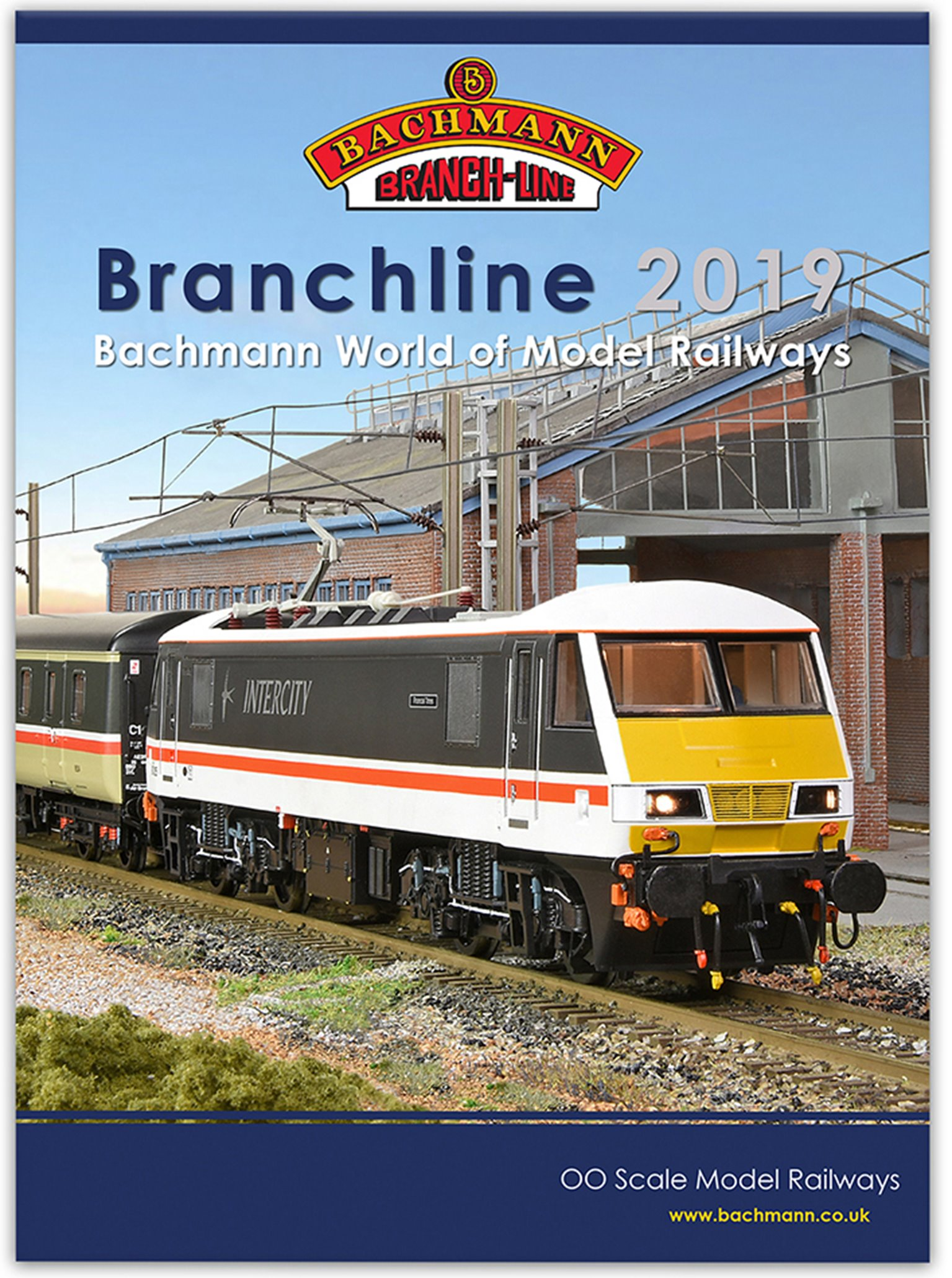 Bachmann Branchline 2019 Catalogue
