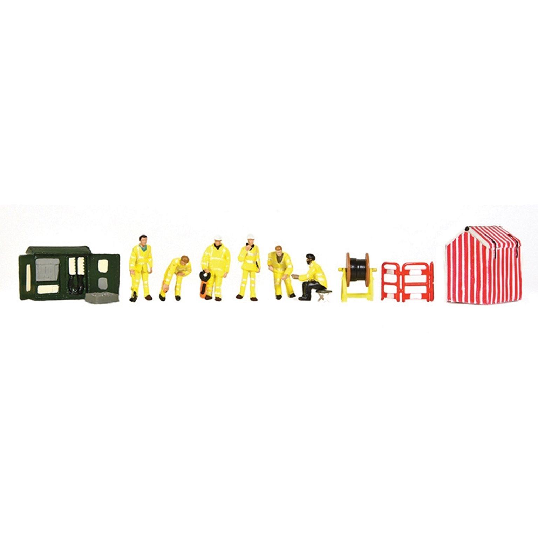 Figures - Roadside Technicians