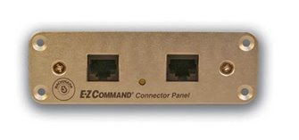 E-Z Command Connector Panel