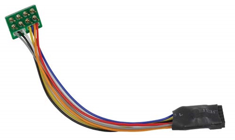 6 Pin decoder socket with 8 pin plug x3
