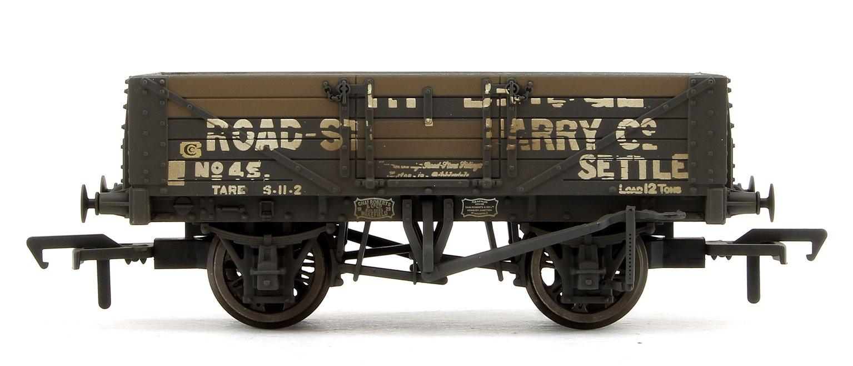 'Helwith Bridge' 5 Plank Wagon (Weathered with Load)