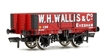 5 Plank Wagon Wooden Floor 'W. H. Wallis & Co'