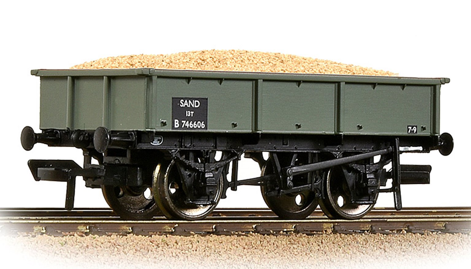 BR 13T Steel Sand Tippler BR Grey (Early)