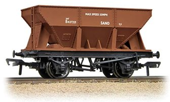 24 Ton Ore Hopper Wagon BR Bauxite