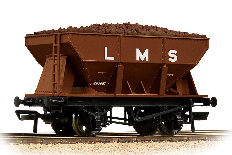24T Ore Hopper LMS Bauxite [WL]