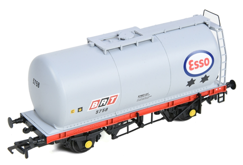 BR 45T TTA Tank Wagon 'Esso' Grey